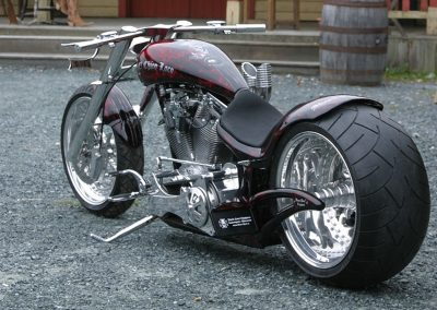 by Black-Steel Choppers - Slovakia.