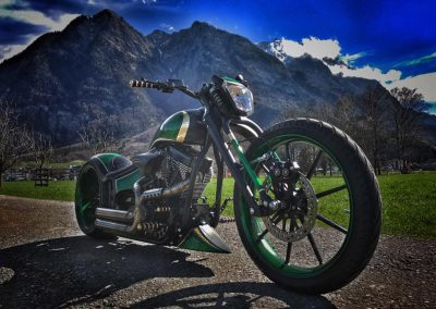 By Bobber Garage - Liechtenstein