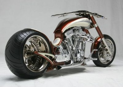 by LMC Lang Motorcycles - Germany