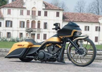 RoadGlide by Biker Sheriff – Italy