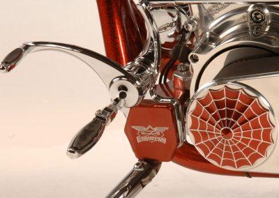 SPIDER RED
