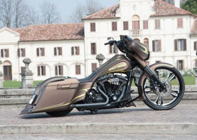 StreetGlide by Bikers Sheriff – Italy