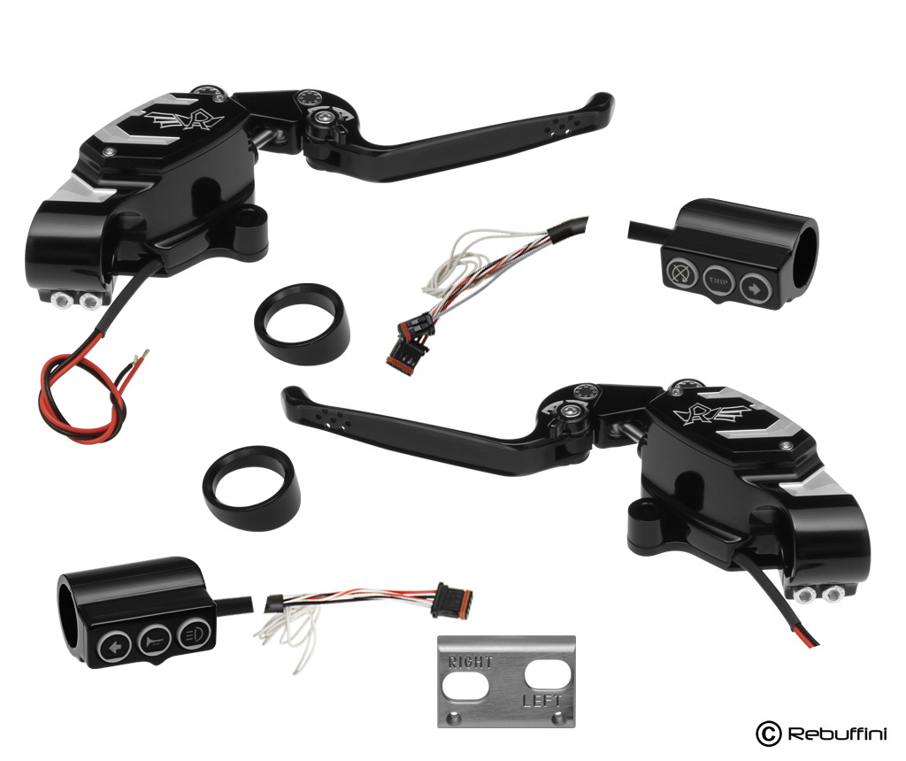 SR45 set hydraulic clutch canbus switches
