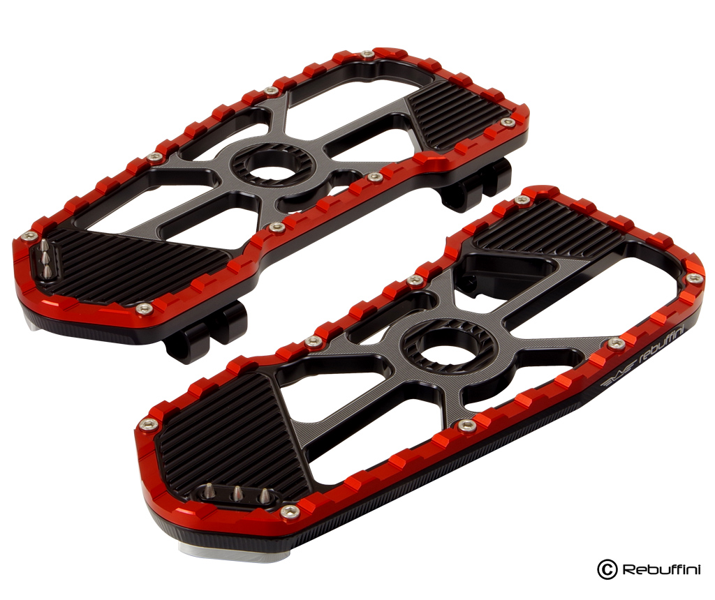 wheelie driver floorboards
